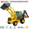 Small Graden Backhoe, Backhoe Loader with Excavator