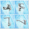 Brass Bathroom Faucet Series (WSK-6500)
