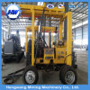 Manufacturer 200m Hydraulic Trailer Water Well Drill Rig (HWG-230)