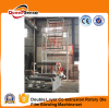 Two Layer Co-Extrusion Ab Line Agricultural Film Blowing Machine