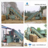 Hydraulic Horizontal Hay Baler Compactor with CE