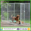 Good Quality 10X10X6 Foot Classic Galvanized Outdoor Dog Kennel