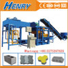 Qt4-20 Fully Automatic Hydraulic Hollow and Paver Brick Block Making Machine