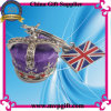3D Crown Metal Keychain for Metal Keyring Gift