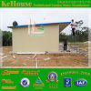 Flat Roof Low Cost Construction Site Living Steel Building