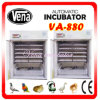 CE Approved Automatic Chicken Eggs Incubator for Poultry Hatching