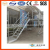 as/Nz 1576 Layher Scaffolding with Stair Ladder Platform