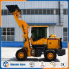 Chinese Manufacturer Wheel Mini Loader with Quick Hitch and Attachments