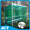 Factory Price of Custom Madestrong Soccer Team Shelter for Outdoor Playground / Dugouts for Referee, Coach