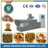 Dog feed pellet extruder machine