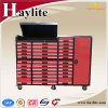 Multi- Layer Drawers Iron Heavy Duty Garage Tool Cabinet
