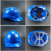 Ce En397 Approval Vented Shell Safety Helmet with Chin Strap (SH501)