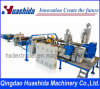 PE/ PP/ABS/ PS/ Pet/PC/ PMMA Plastic Sheet Extruder