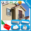 5.2 and 7 Inch PVC Rain Gutter for Villas