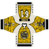 Personalized Sublimated Ice Hockey Jersey Wear for Players