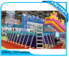 Metal Frame Swimming Pool Moving Water Park Equipment for Sale
