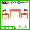 Wooden Daycare Children Furniture Kid′s Table for Kindergarten Used (SF-43C)