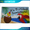 3′x5′ It′s 5 O′clock Somewhere Party Parrot Flag