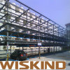 Steel Structure Prefab Mobile Light Steel Workshop