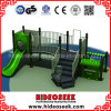 Classical Style Children Park Games with Slide