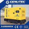 Genlitec Power (50Hz) Soundproof 50kw 62.5kVA Cummins Diesel Generator