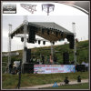 Aluminum Lighting Tower Truss System with Roof Canopy