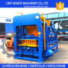 Qt4-15c Automatic Hydraulic Pressing Hollow/Paver/Curbstone/Solid Block Making Machine