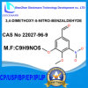 3, 4-DIMETHOXY-5-NITRO-BENZALDEHYDE CAS No 22027-96-9