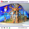 Galaxy P2.98/P3.91/P4.81/P5.95 Full Color Curved Advertising LED Display /LED Sign/LED Screen/LED Advertising