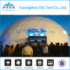 Customized Garden Igloo Tent / Garden Dome House / Transparent Geodesic Hemisphere Tent Camp