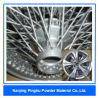 Silver Powder Coatings with Good Decorative Properties