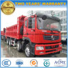 12 Wheels Dumper 4 Axles Dongfeng 40 Tons Tipper Dump Truck for Sale