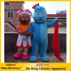Upsy Daisy and His Friend in The Night Garden Mascot Costume