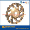 Diamond Tools Abrasive Cup Wheel for Grinding Stone and Concrete