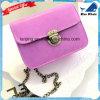 Bwf1-202 Women′s/Ladies Genuine Leather Bag Shoulder Chain Bag Cross Handbag