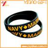 Custom Logo Silicon Bracelet/Wristband for Promotion Gift