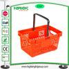 Single Handle Plastic Shopping Basket
