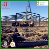 High Quality Prefabricated Steel Structure Warehouse and Workshop in Romania