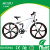 Mountain E Bike with Suntour Xcr-Air Front Fork