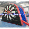 2017 Best Selling Inflatable Dart Board Game, Single or Double Sides Inflatable Soccer Darts Sport/3m, 4m, 5m Inflatable Dart Board Game
