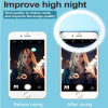 Portable Selfie Ring Light for All Kind Mobile Phone