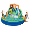 Popular Inflatable Pool Slide Inflatable Water Slides