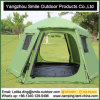 High Quality Fast up Cover Big Family Hexagon Tent