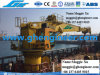 6t35m Ferry Boat Offshore Hydraulic Telescopic Deck Crane