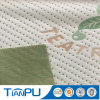 Waterproof Tea Tree Design Mattress Fabric