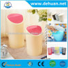 Plastic PP Material Shake Cover Trash Can