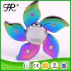 Fidget Hand Rainbow Metal Spinner Toy Aluminum Spinner