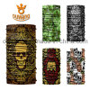 Factory Supply Fashion Wholesale Multifunctional Skull Face Mask Bandana