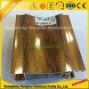 Zhonglian Aluminium Profile Manufacturer Supplying Wooden Grain Aluminium Extrusion
