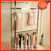 Metal Wall Mount Clothes Display Stand